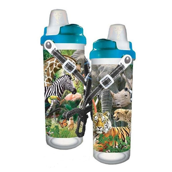 WATER BOTTLE ANIMAL QUEST