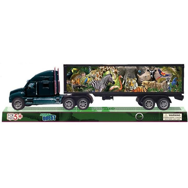 ANIMAL QUEST SEMI TRUCK