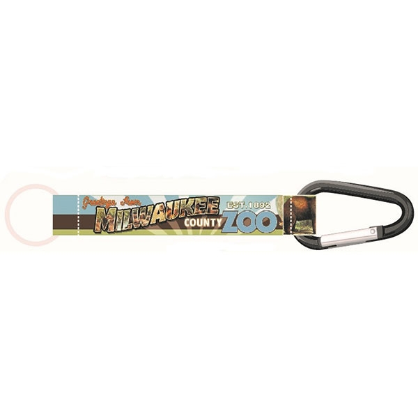 CARABINER KEY CHAIN GREETINGS