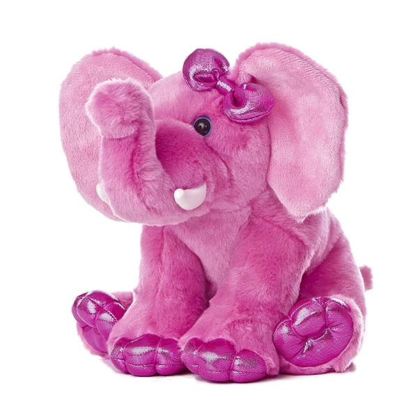 ELEPHANT PURPLE PLUSH