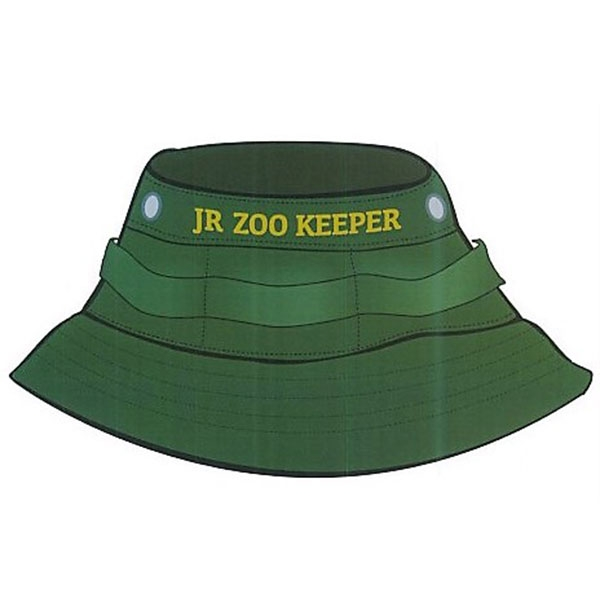 YOUTH BUCKET HAT JR ZOOKEEPER OLIVE