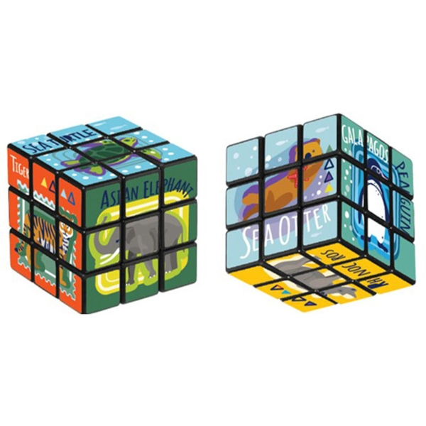 PUZZLE CUBE SAVE THE FUTURE
