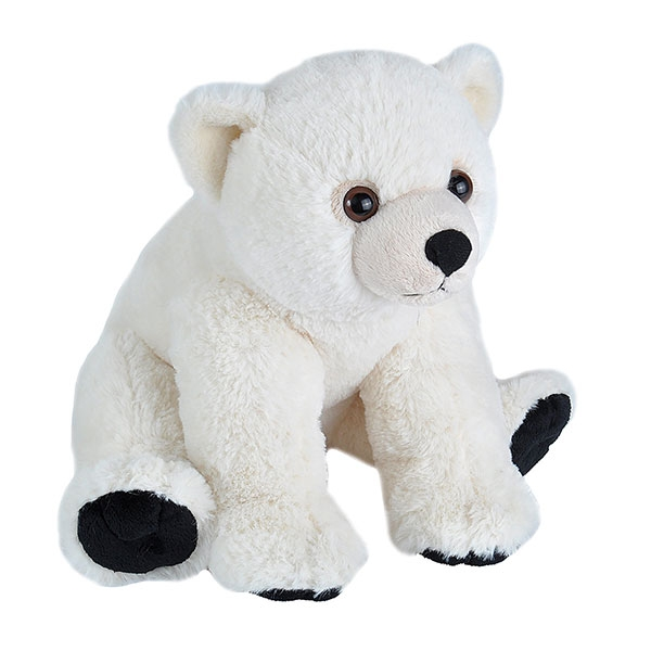 POLAR BEAR BABY PLUSH
