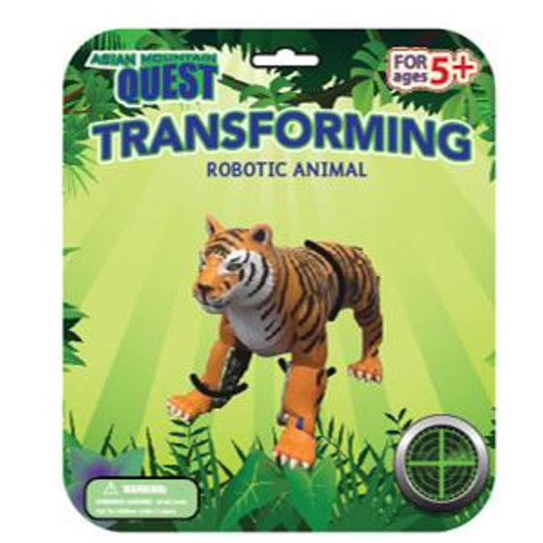ASIAN QUEST TRANSFORMING TIGER