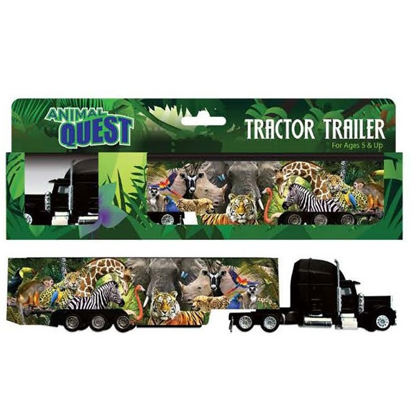 ANIMAL QUEST TRUCK TRACTOR