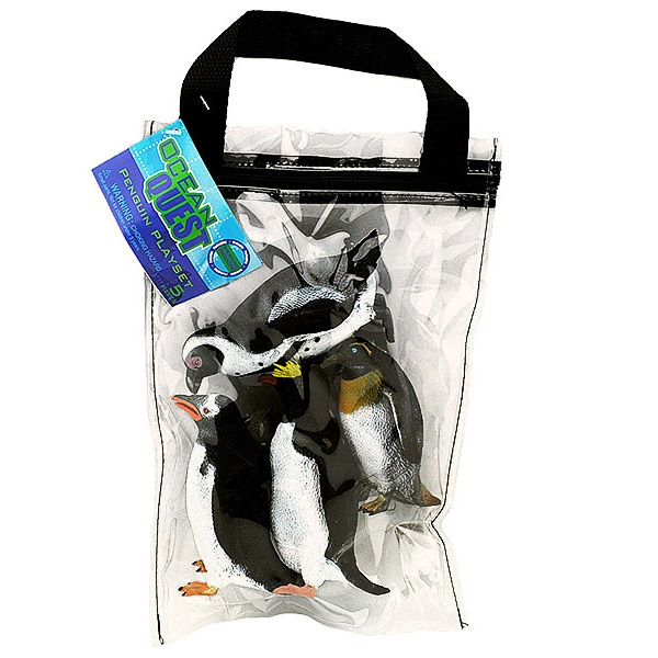 OCEAN QUEST PENGUIN BAG