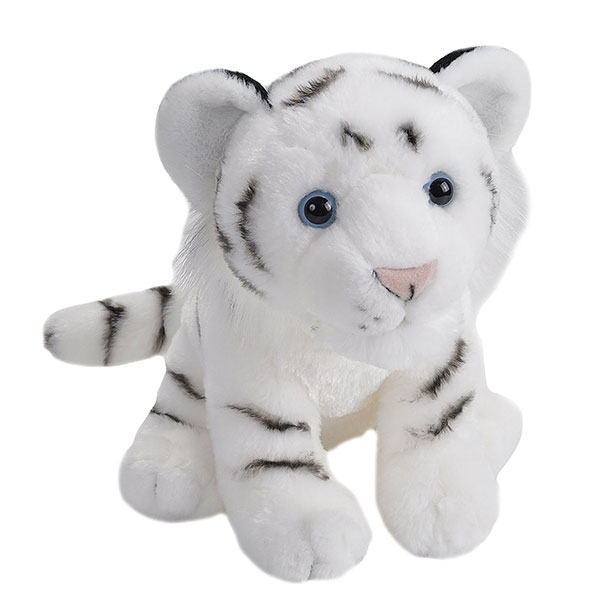 WHITE TIGER BABY PLUSH