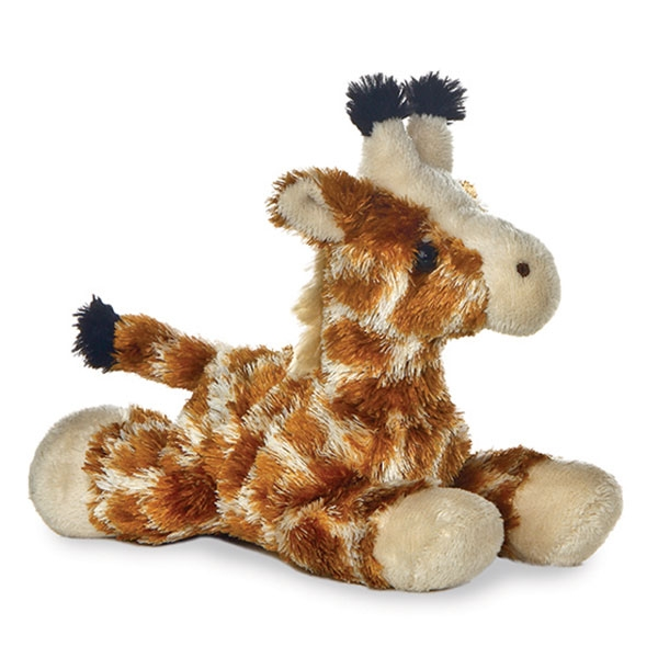 GIRAFFE MINI FLOPSIE PLUSH