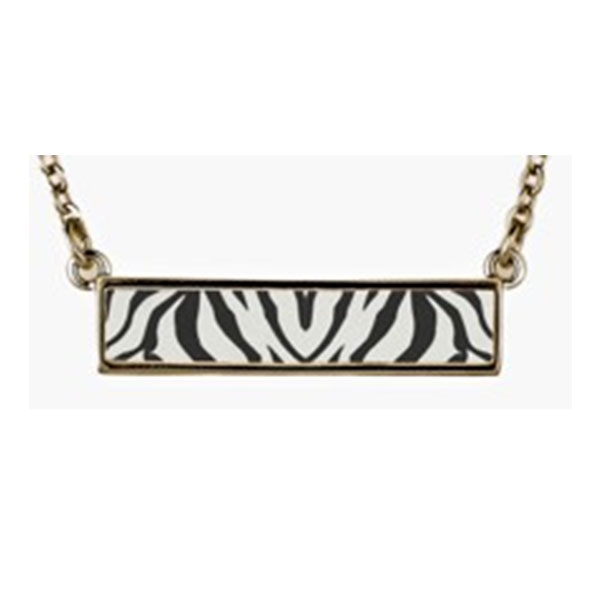 VINTAGE SAFARI REVERSIBLE NECKLACE