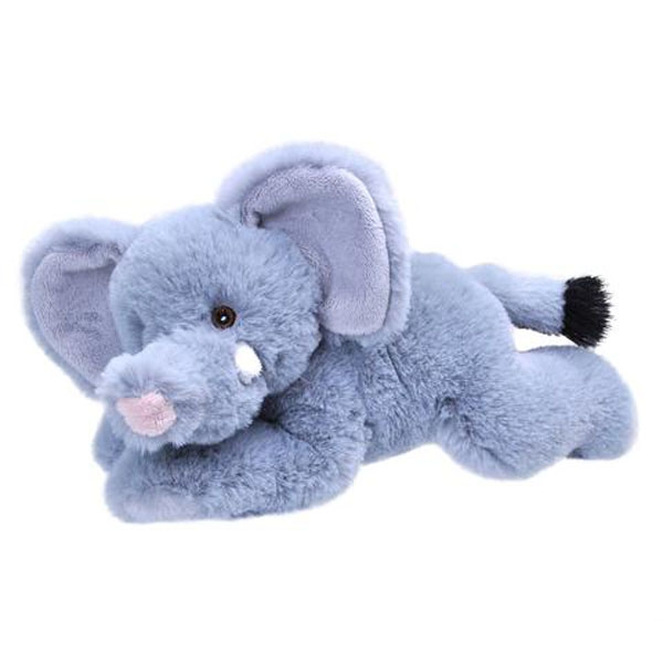 AFRICAN ELEPHANT ECOKINS MINI PLUSH