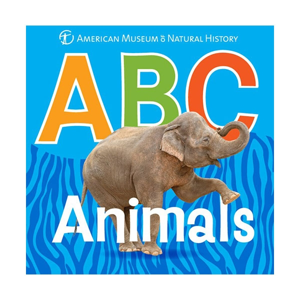 ABC ANIMALS BOARD BOOK