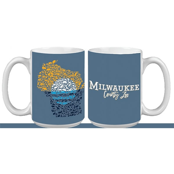 MILWAUKEE FLAG MUG