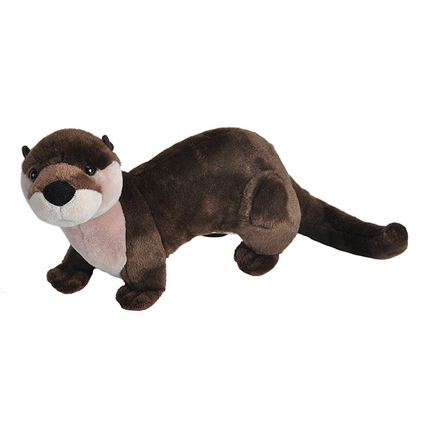 RIVER OTTER PLUSH